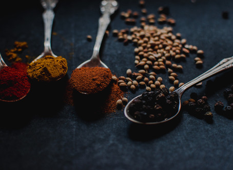 Top Twenty Essential Spices & Herbs
