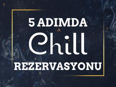 5 Adımda Office Chill Rezervasyonu