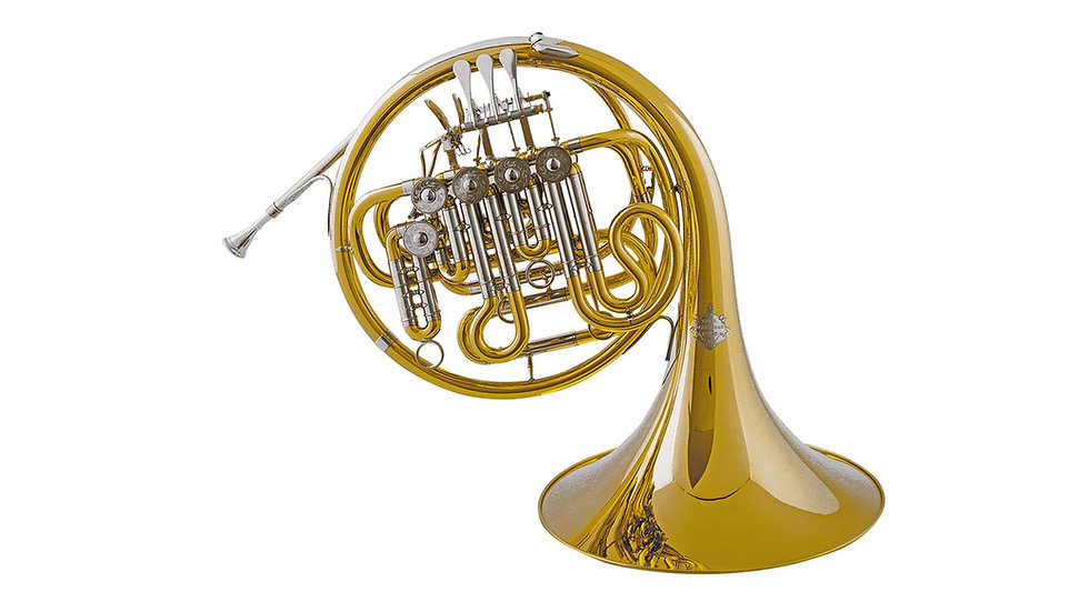 Alexander - 102 – Double compensé Fa/Sib