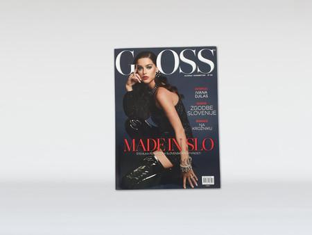 Fashion Princip objavljen v reviji Gloss