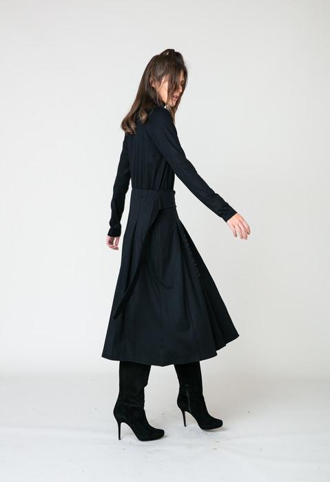 Power Love story Dress, black