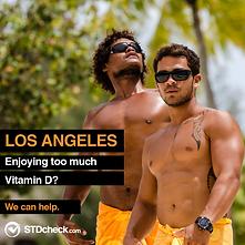 Los Angeles Ad