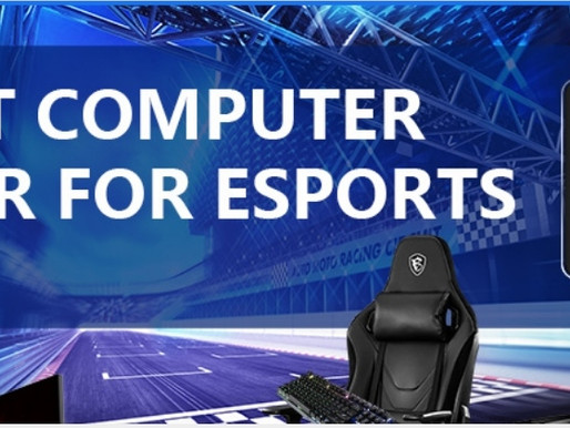 MSI and Monster Energy Yamaha MotoGP eSport Join Forces for Ultimate Performance & Precise Control