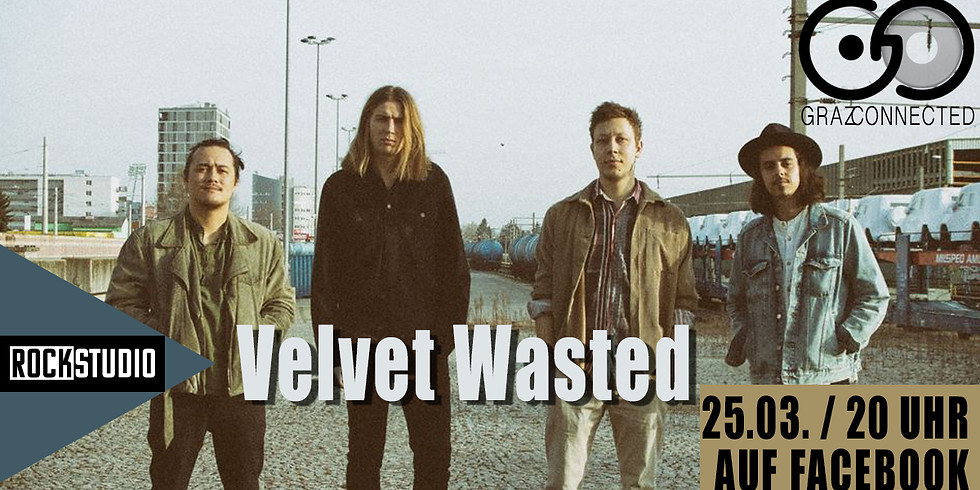 Graz Connected feat. Velvet Wasted