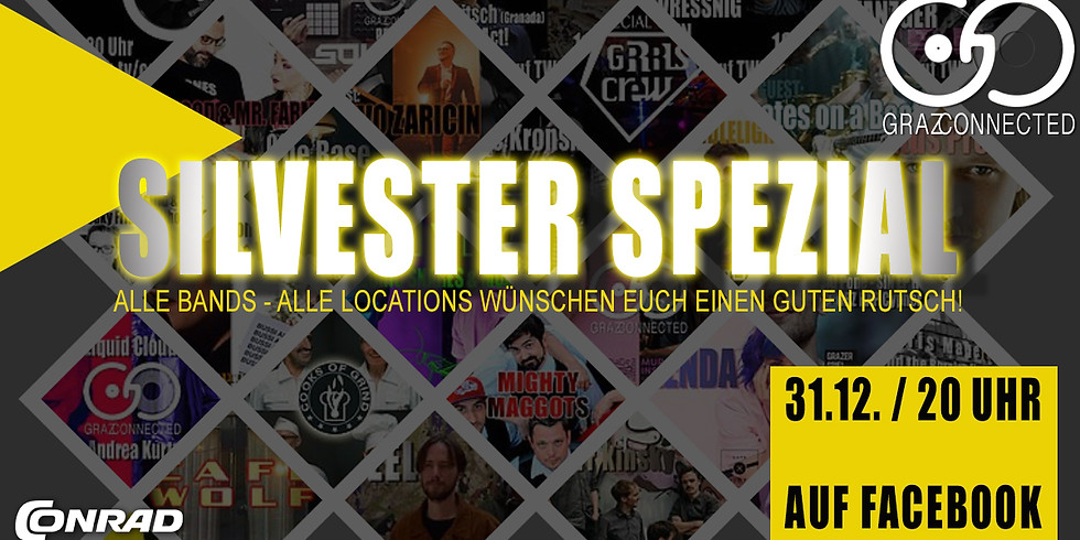 Graz Connected Silvester Spezial