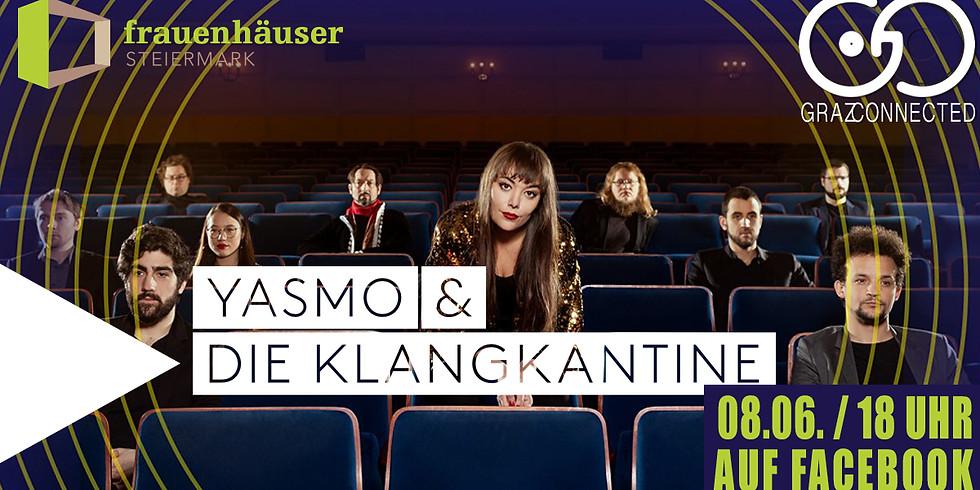 YASMO & Die Klangkantine - Rap! not Rape