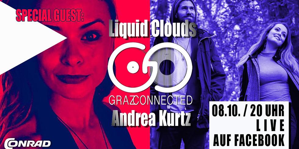 Graz Connected feat. Liquid Clouds & Andrea Kurtz
