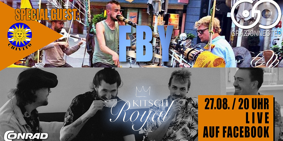 Graz Connected feat. FBY & Kitsch Royal