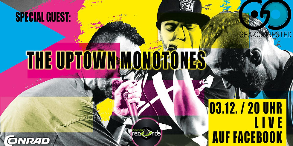 Graz Connected feat. The Uptown Monotones
