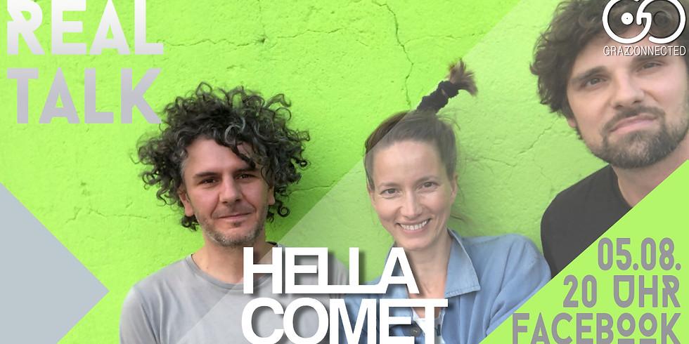 Real Talk mit Hella Comet
