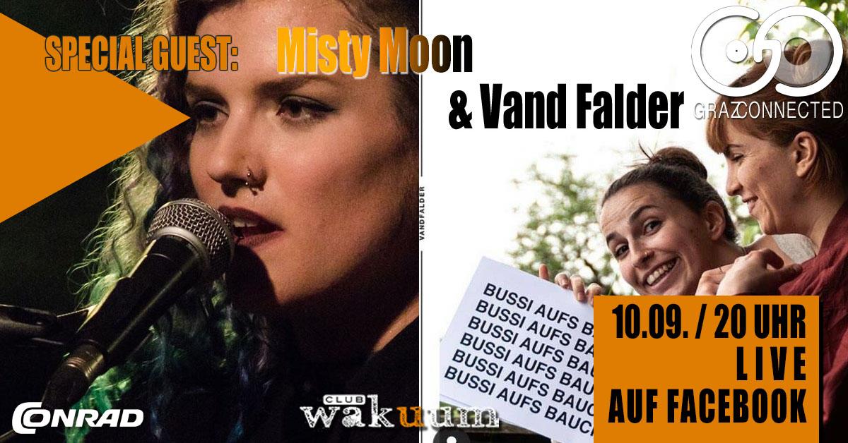 Misty Moon & Vand Falder
