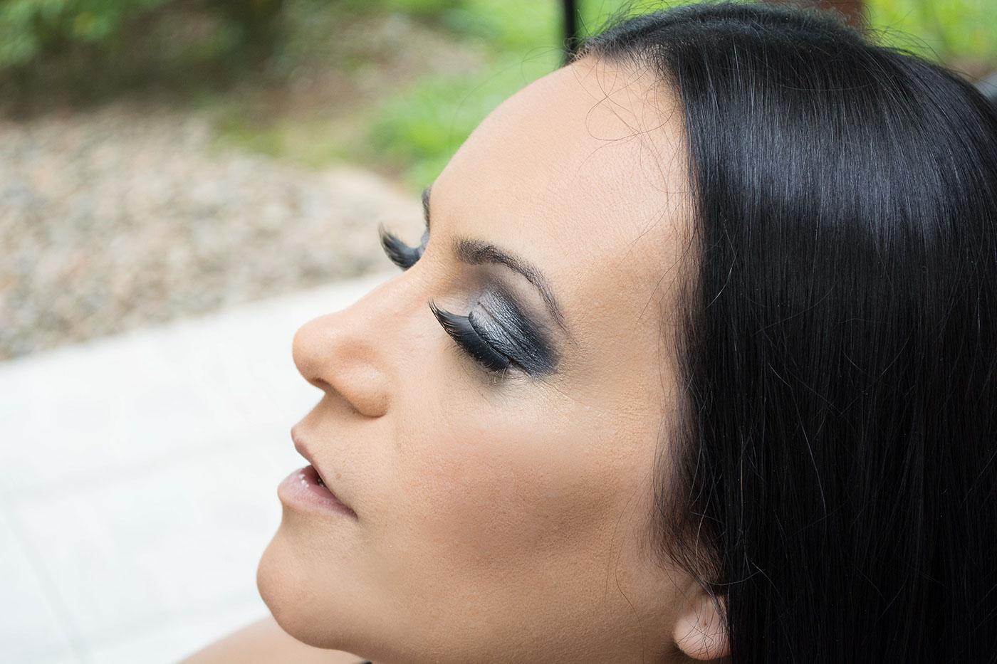 Maquiagem - Daisy