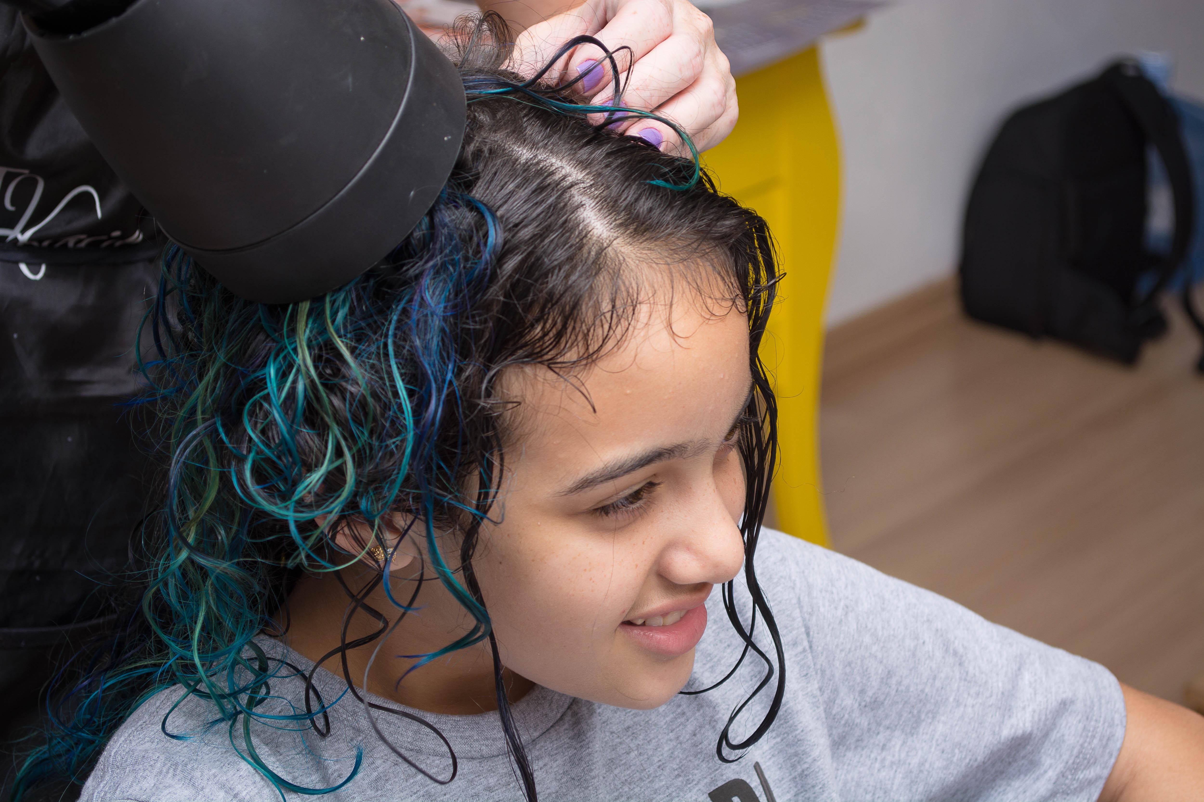 Ombre Hair - Ana Luísa