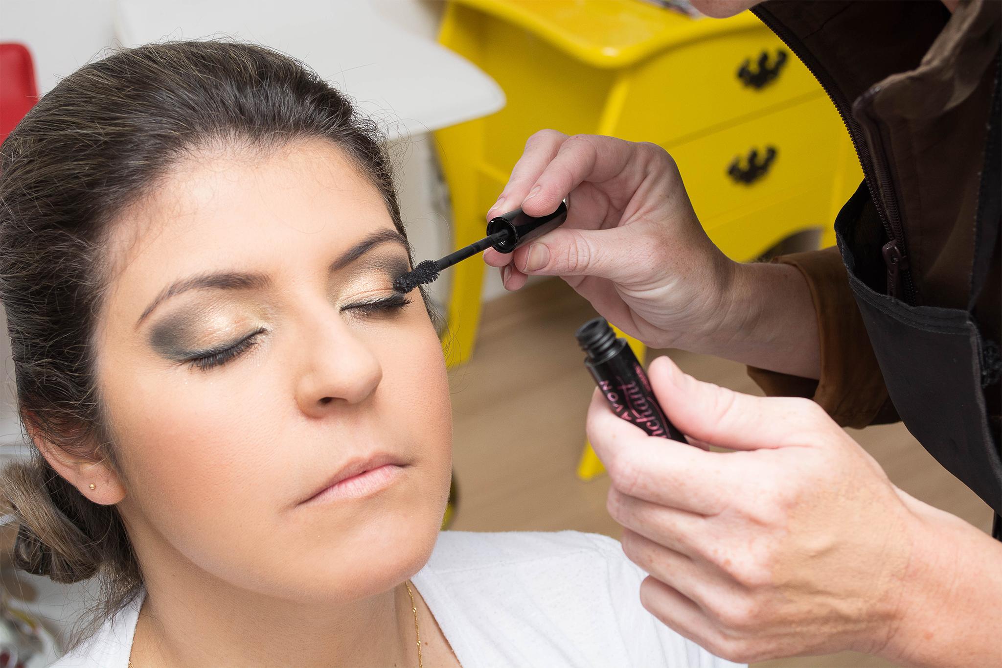 Maquiagem - Gislaine