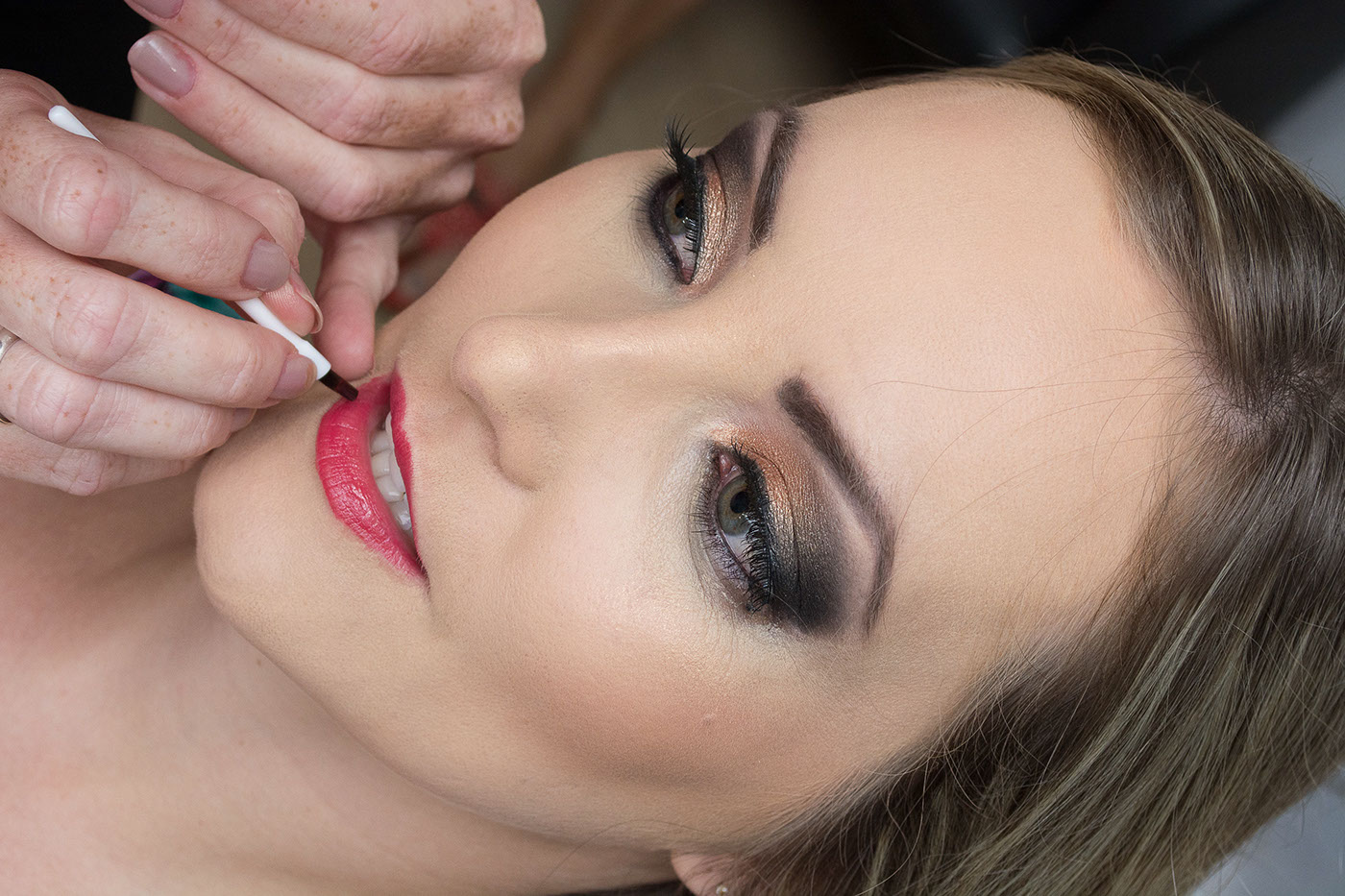 Maquiagem - Paula