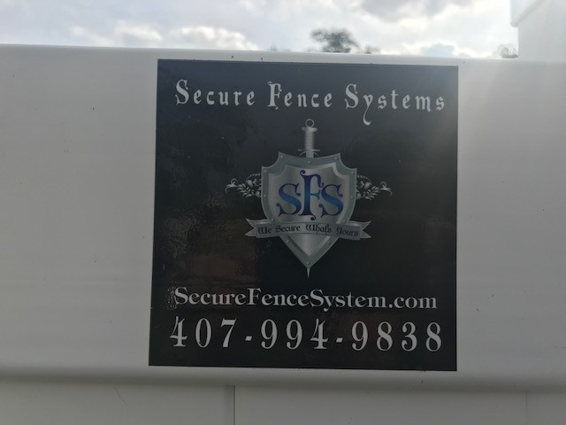 Secure Fence Systems