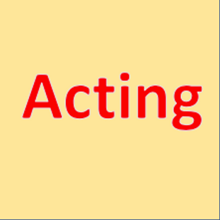 Acting (4th-12th)