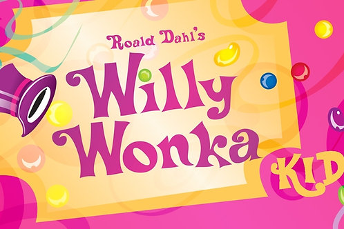 Willy Wonka - Week 2 ONLY