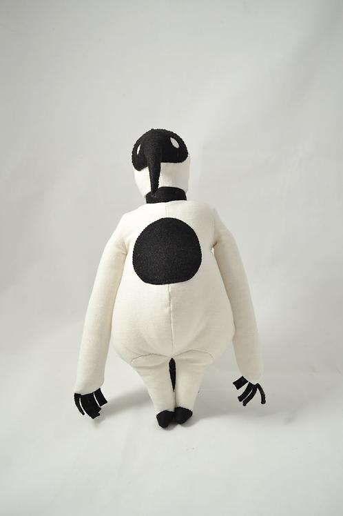 'Nu' Original Soft Sculpture