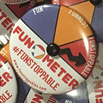 TWO Fun O Meters (one for you, one to gift)
