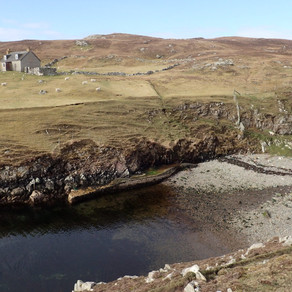 A promise to blog and a wonderful walk - a circular route at Mangaster.