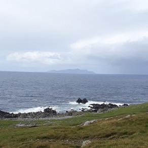 Walking near Walls - the Atlantic frontier