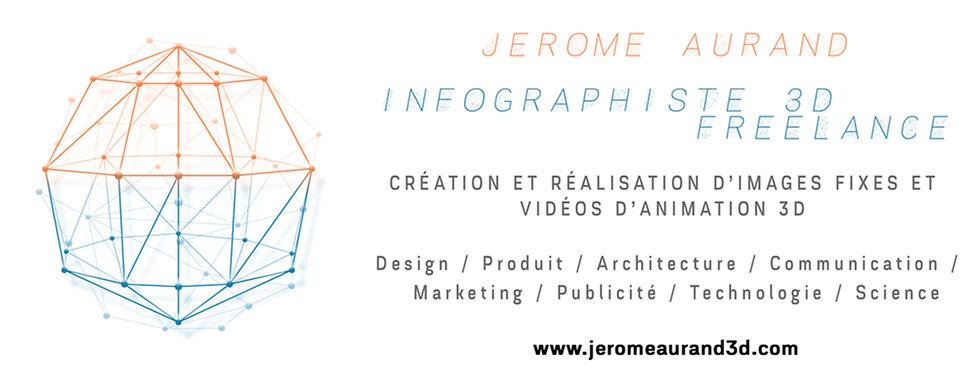 Freelance 3D Jérôme AURAND