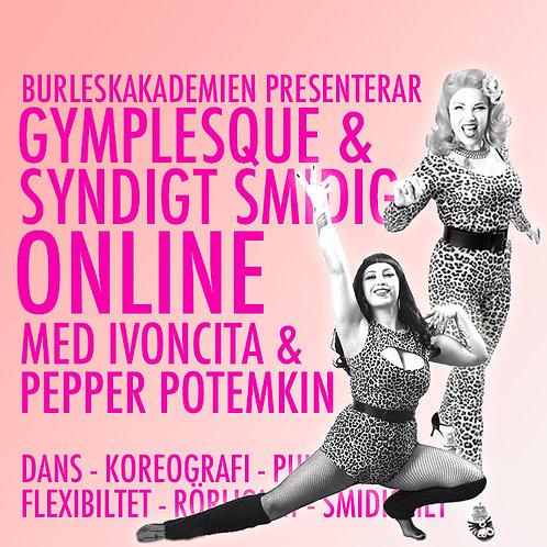 SYNDIGT SMIDIG & GYMPLESQUE (digitalt)