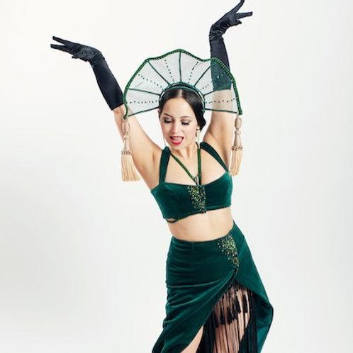 BOKA Gymplesque - Pulshöjande dansträning