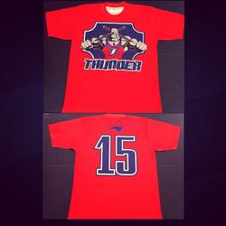 Full dye jerseys made by #SwagSportswear #Custom #Uniforms #Apparel #Orlando #Florida #Sports #Softb