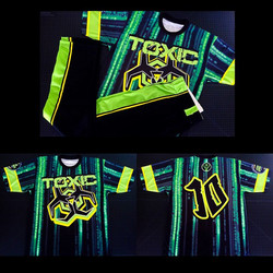 Toxicity➡️measured by its effects on target! #Custom #Softball #Uniforms #Designs #CentralFlorida #O