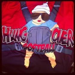 Hung over softball! #FullDyeJerseys #Swag #SwagSportswear