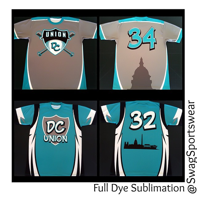 Full dye sublimation #Softball #Uniforms #Custom #Designs #Sports #CentralFlorida #Orlando