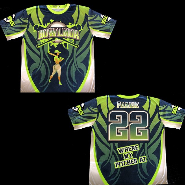 Full dye sublimation by _SwagSportswear #SwagSportswear #Orlando #Florida #FullDyeSublimation #Team