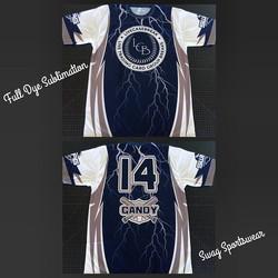 Full dye sublimation #Swag #SwagSportswear #Sports #Softball #MensSoftball #WomensSoftball #Custom #