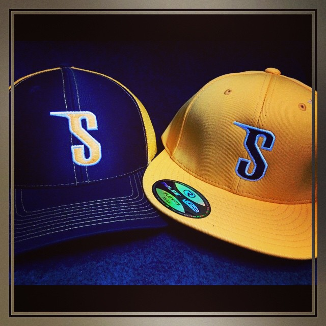 Always stay on top! Customize your hats the way you want them! #OnTop #Custom #Hats #Design #Swag #S