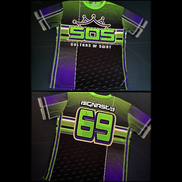 Full dye sublimation by _SwagSportswear #GetYourSwagOn #SwagSportswear #FullDye #Jerseys #Design #Cu