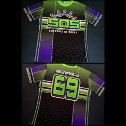 Full dye sublimation by _SwagSportswear #GetYourSwagOn #SwagSportswear #FullDye #Jerseys #Design #Cu