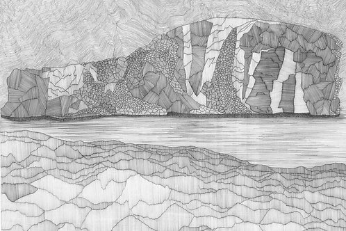 Shetland Series Print - Dore Holm