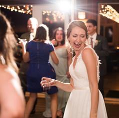 happy bride!!