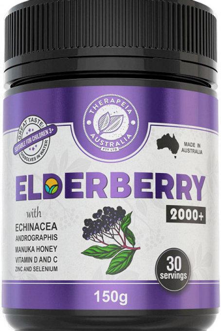 Elderberry 2000+ 150g Powder