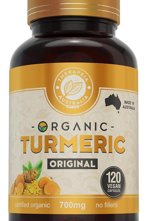 Organic Turmeric Capsules ORIGINAL