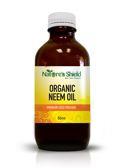 Organic Neem Oil 50ml
