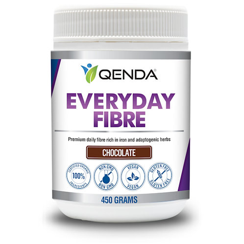 Qenda Everyday Fibre Chocolate