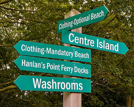 HanlansPointBeachSigns.jpg