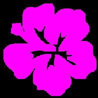 Magenta Lei Flower.png