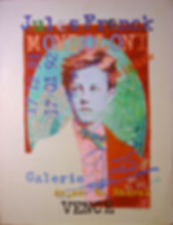 """4 limited edition lithographs, 1992, 17.5x24.5"""""""
