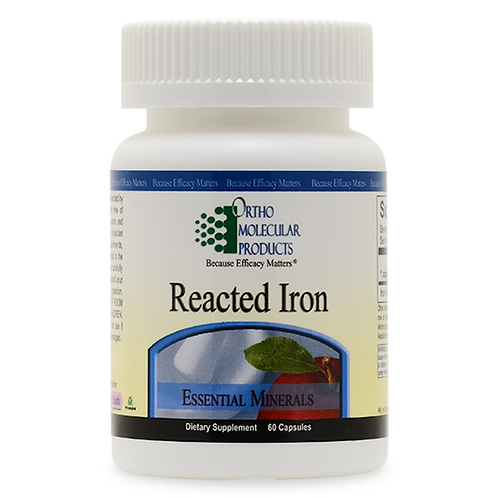 Reacted Iron 60 CT