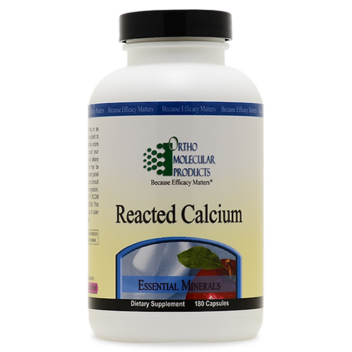 Reacted Calcium 180 CT