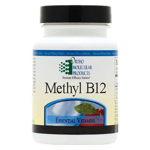 Methyl B-12 60 count